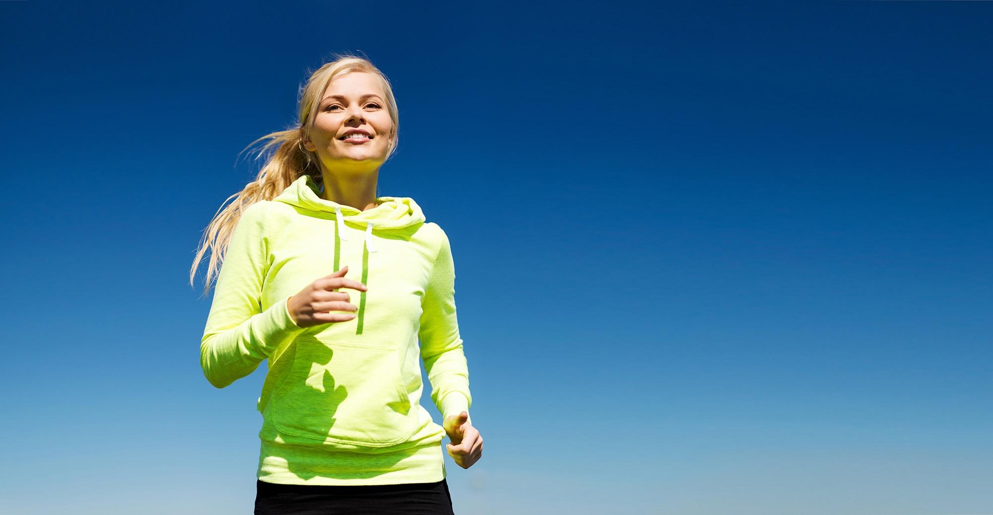 Female_Running_Vitamin_B12